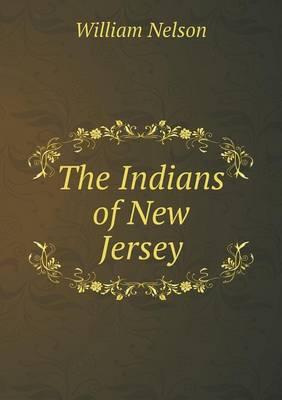 The Indians of New Jersey
