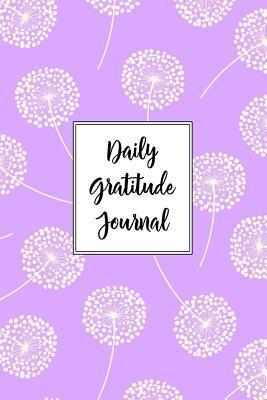 Gratitude Journal Dandelions Pattern 8