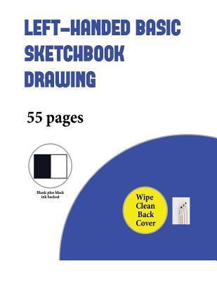 Left-handed Basic Sketchbook Drawing