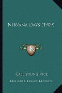 Nirvana Days (1909) Nirvana Days (1909)