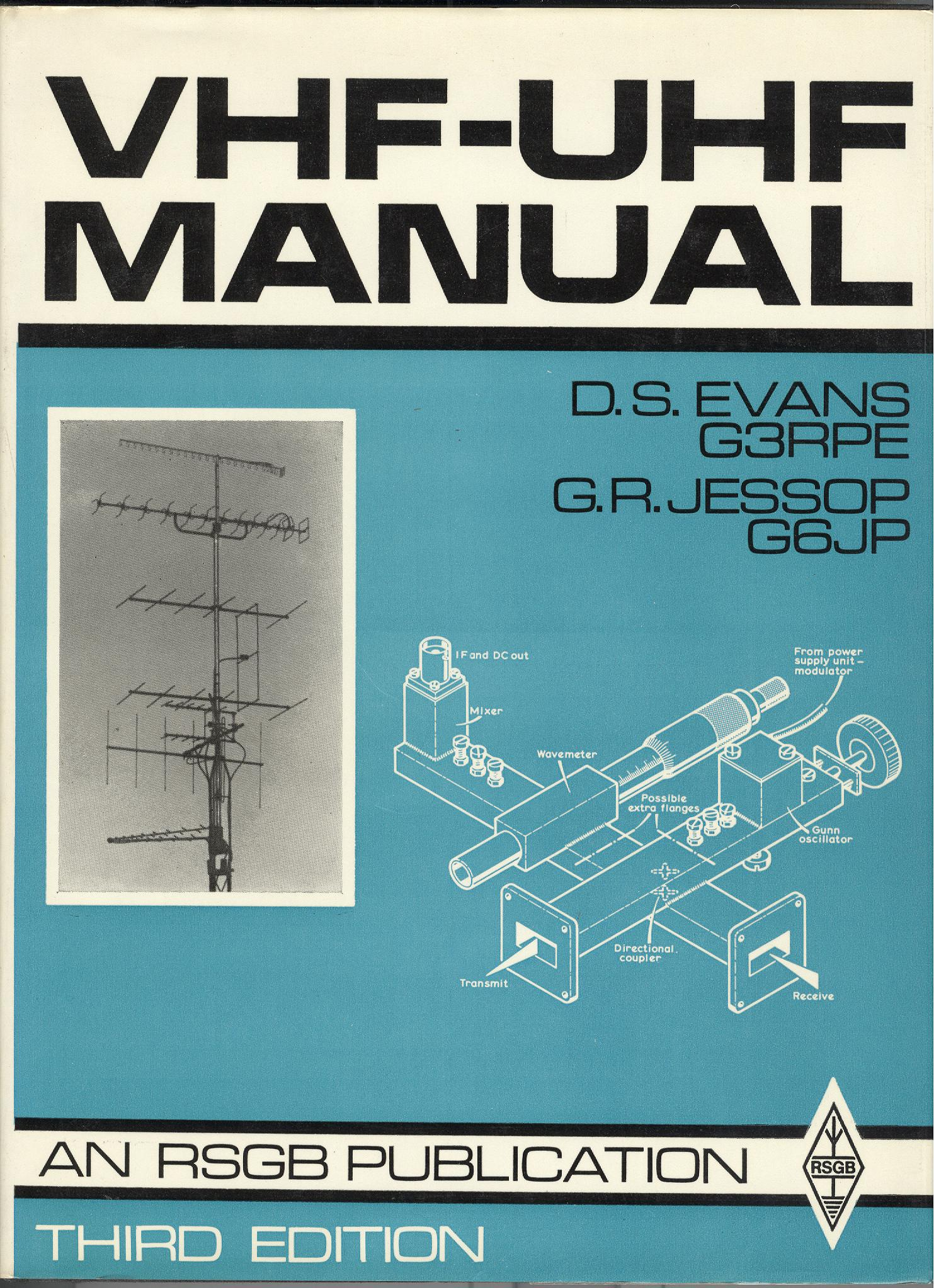 VHF-UHF Manual
