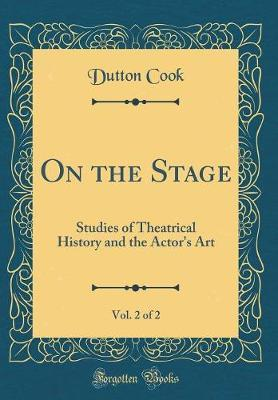 On the Stage, Vol. 2 of 2