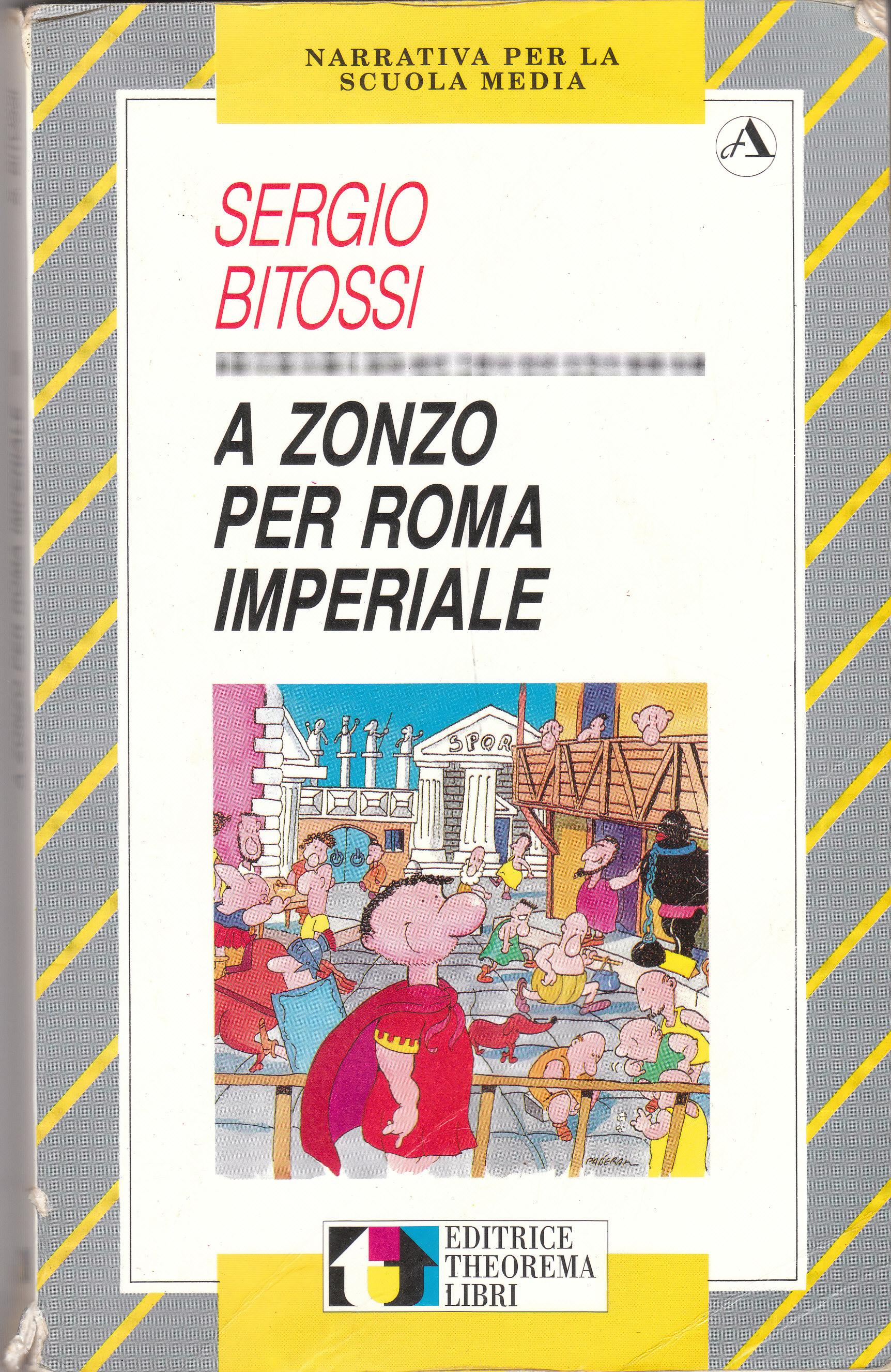 A zonzo per Roma imperiale