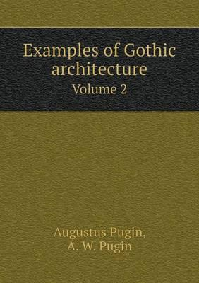 Examples of Gothic Architecture Volume 2