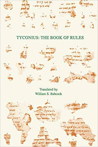 Tyconius: The Book of Rules