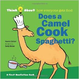 Does a Camel Cook Spaghetti?