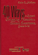 Forty ways to suppor...