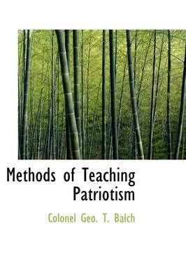 Methods of Teaching Patriotism