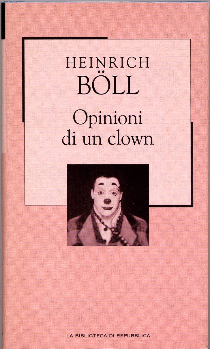 Risultati immagini per opinioni di un clown