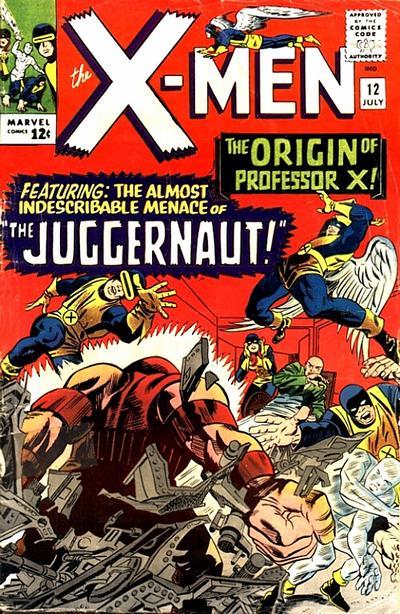 The X-Men Vol.1 #12