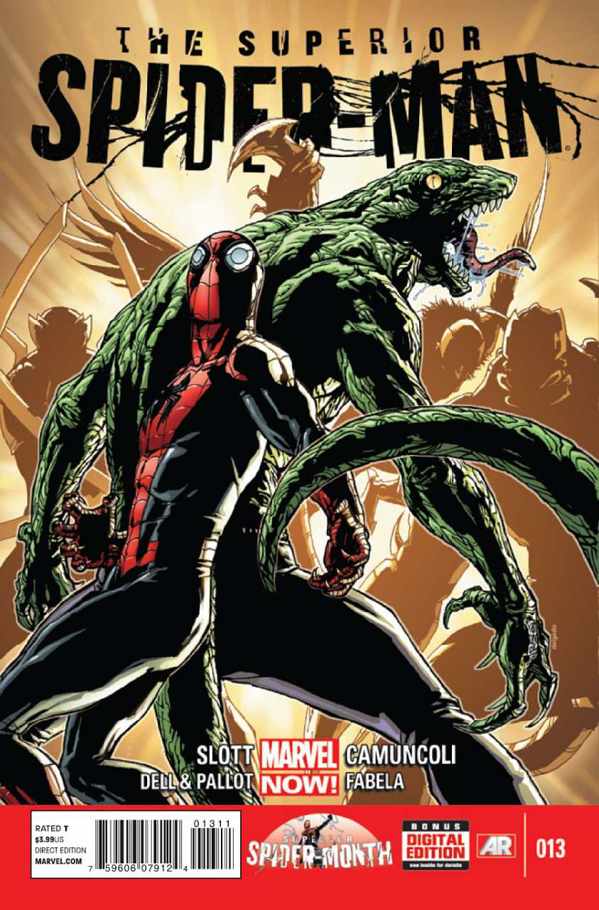 The Superior Spider-Man Vol.1 #13