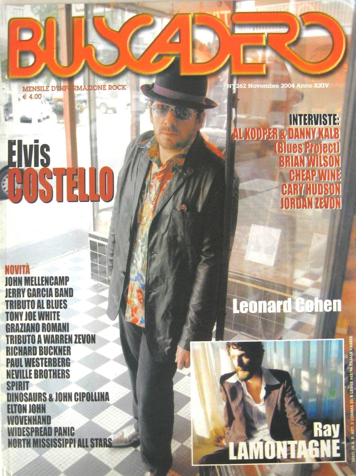 Buscadero n. 262 (novembre 2004)