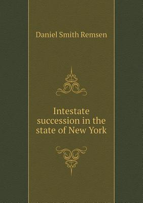 Intestate Succession in the State of New York