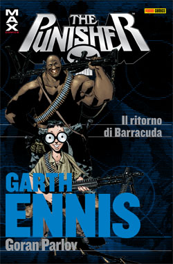 The Punisher Garth E...