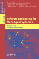 Software Engineering for Multi-agent Systems V