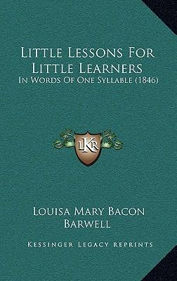 Little Lessons for Little Learners