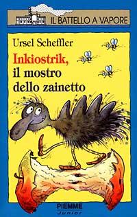 Inkiostrik, il mostro dello zainetto