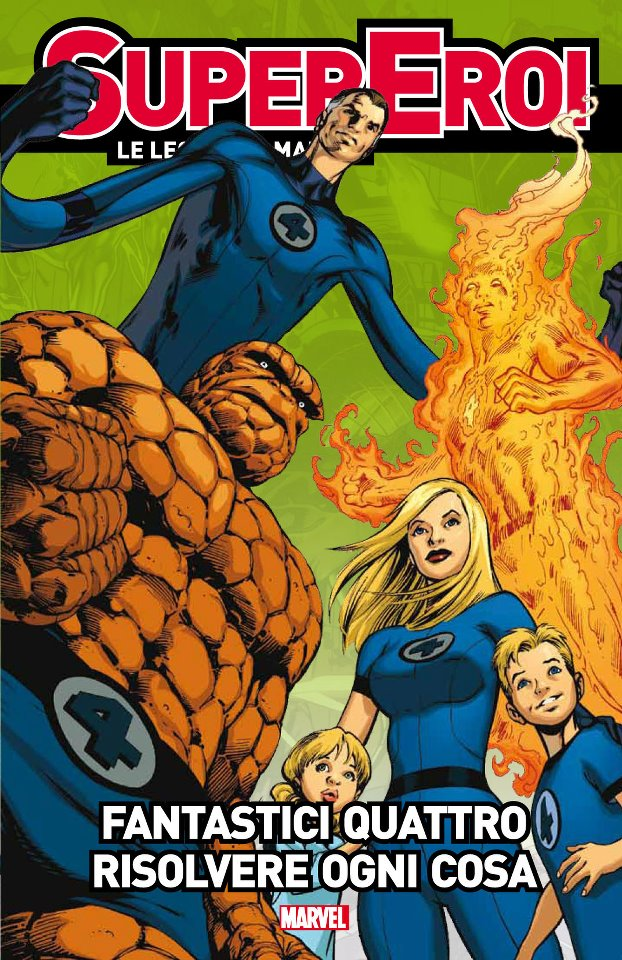 Supereroi - Le leggende Marvel vol. 42