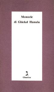 Memorie di Glückel Hameln