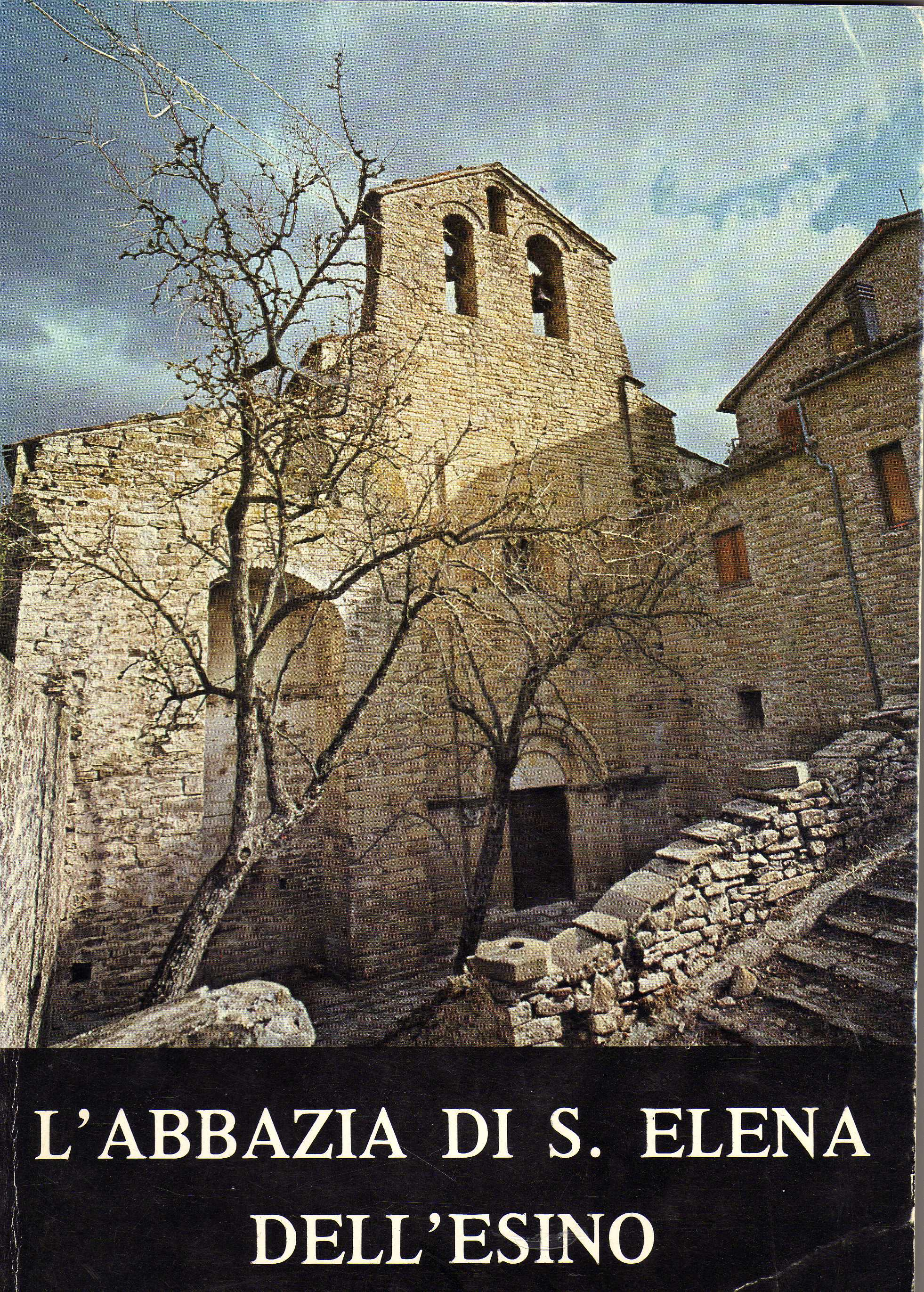 L'abbazia di S. Elena dell'Esino