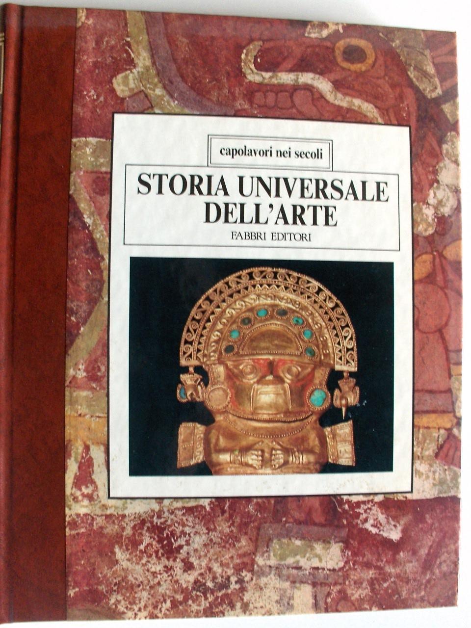Storia Universale dell'Arte