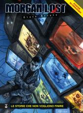 Morgan Lost - Black Novels n. 6
