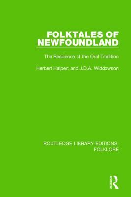 Folktales of Newfoundland (RLE Folklore)