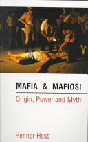 Mafia and Mafiosi