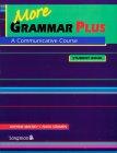More Grammar Plus: Student Book