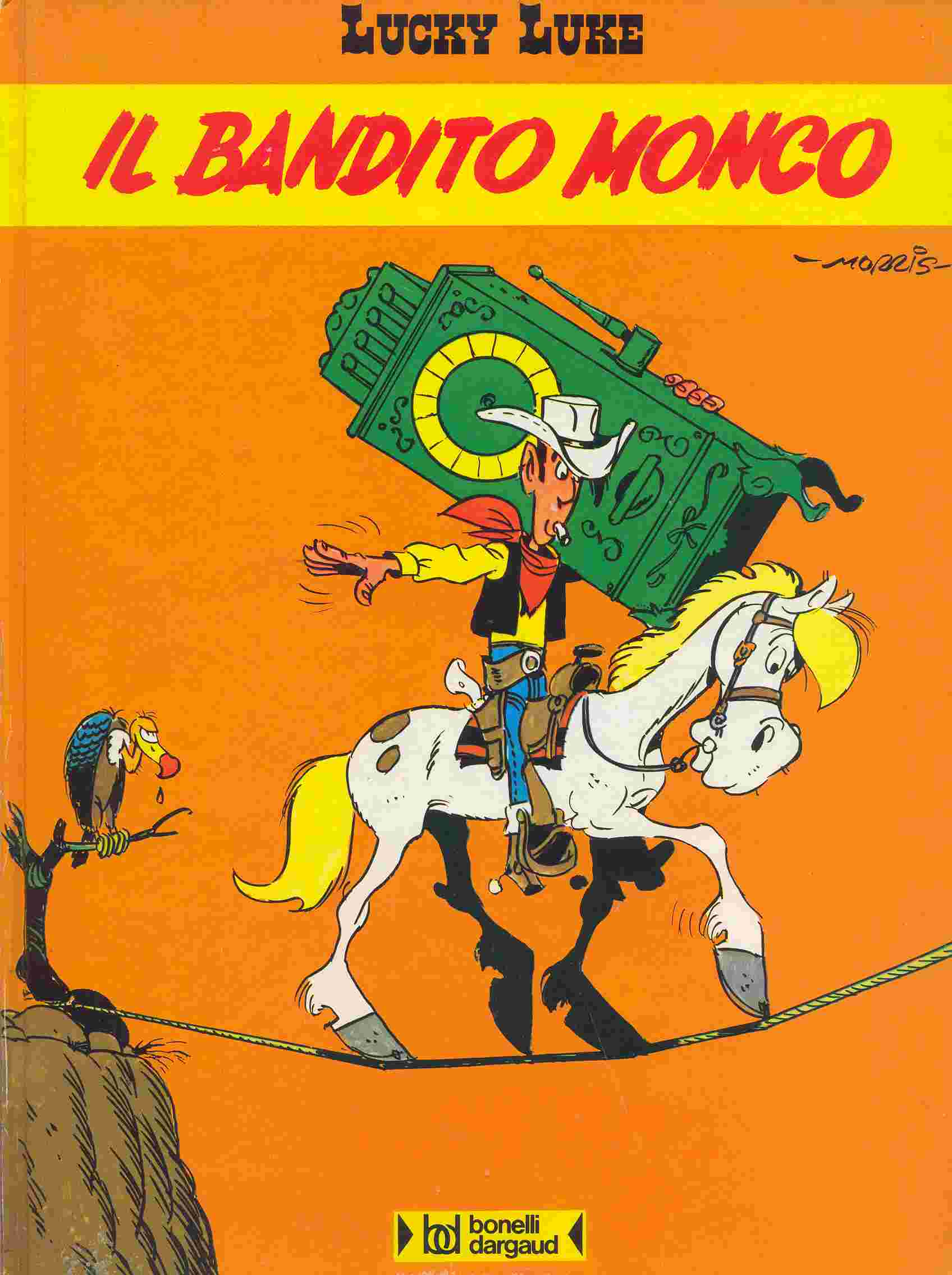 Lucky Luke - Il bandito monco