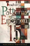 Deckers Patterns of Exposition: Decker:Patterns of Exposition 15e