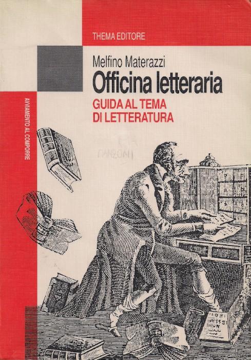 Officina letteraria