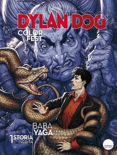 Dylan Dog Color Fest n. 17