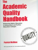 The Academic Quality Handbook