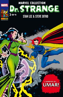 Dr. Strange n. 3 (di 4)