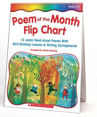 Poem-of-the-month Flip Chart