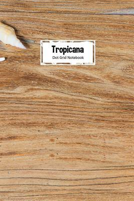 Tropicana Dot Grid Notebook