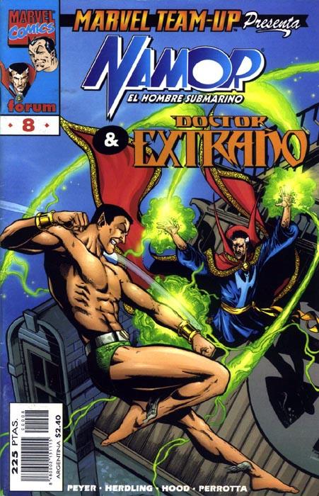 Marvel Team-Up Vol.1 #8 (de 11)