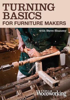 Turning Basics With Steve Shanesy