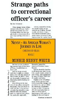Nenny-Woman an African Woman's Journey in Life