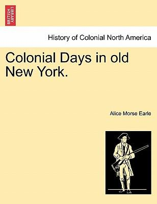 Colonial Days in old...