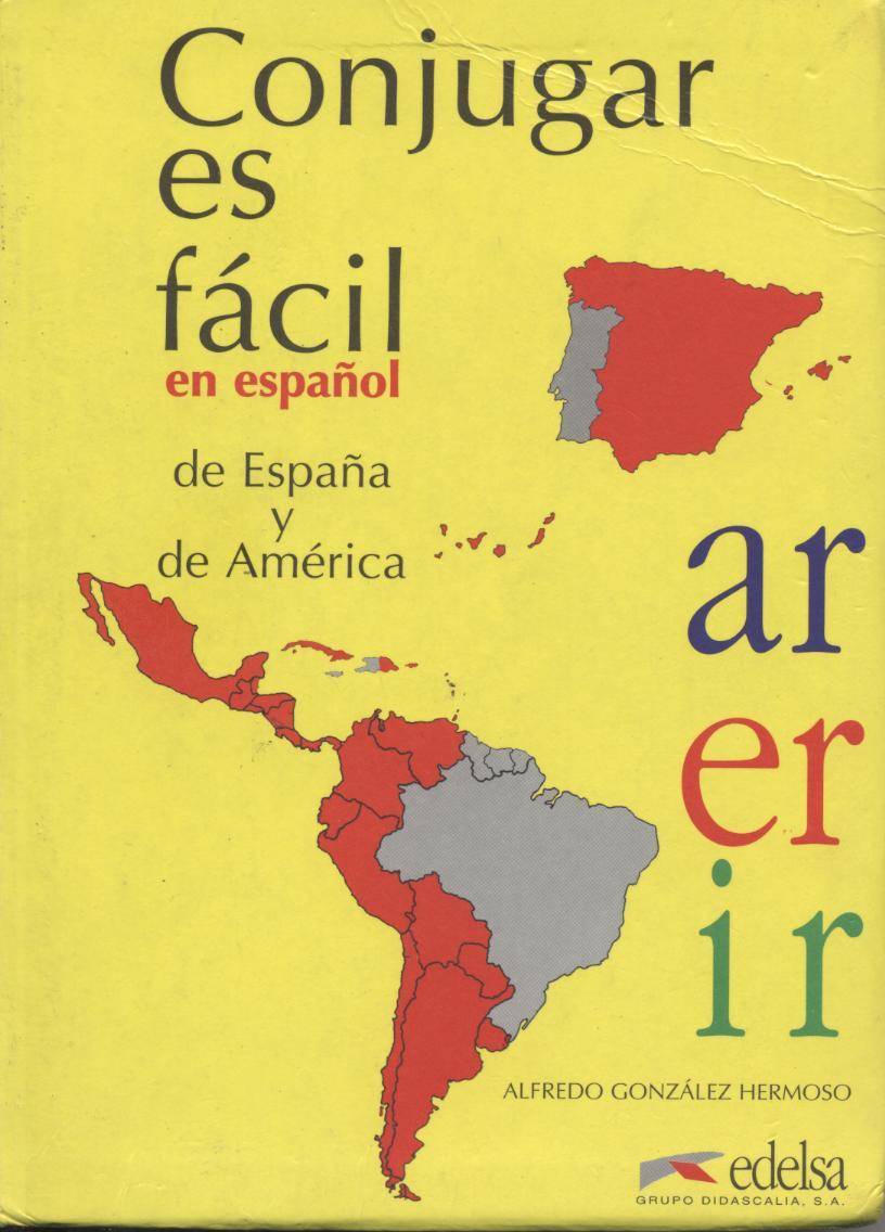 Conjugar es fácil en español