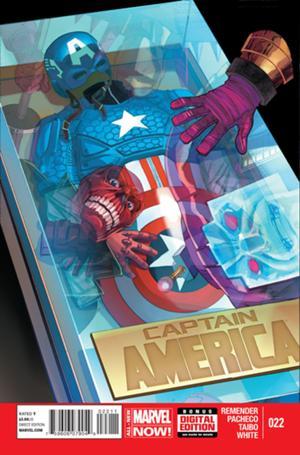 Captain America Vol.7 #22