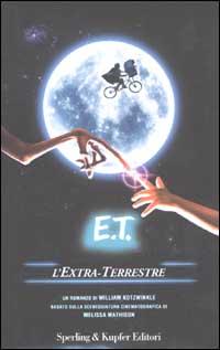 E. T. L'extra-terres...