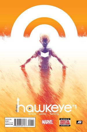 All-New Hawkeye Vol.1 #1