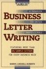 Arco Business Letter Writing