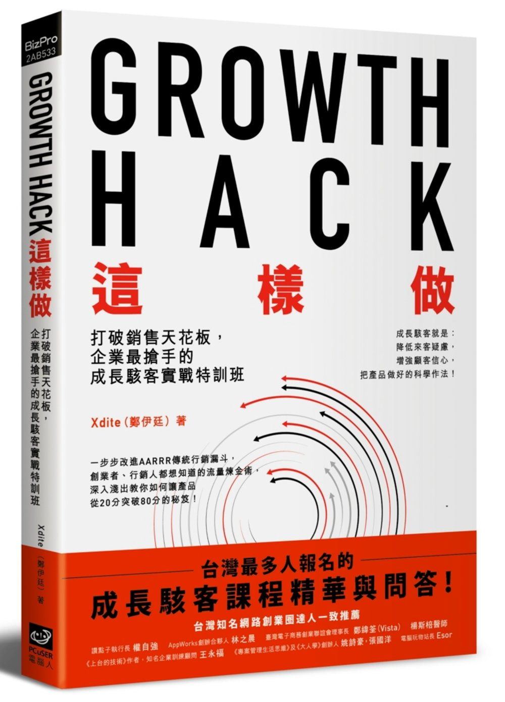 Growth Hack 這樣做