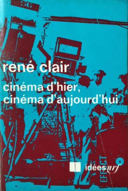 Cinéma d'hier, cinéma d'aujourd'hui