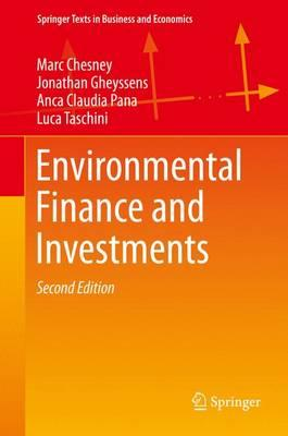 Environmental Finance & Investments