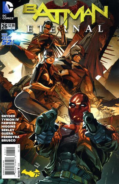 Batman Eternal Vol.1 #26